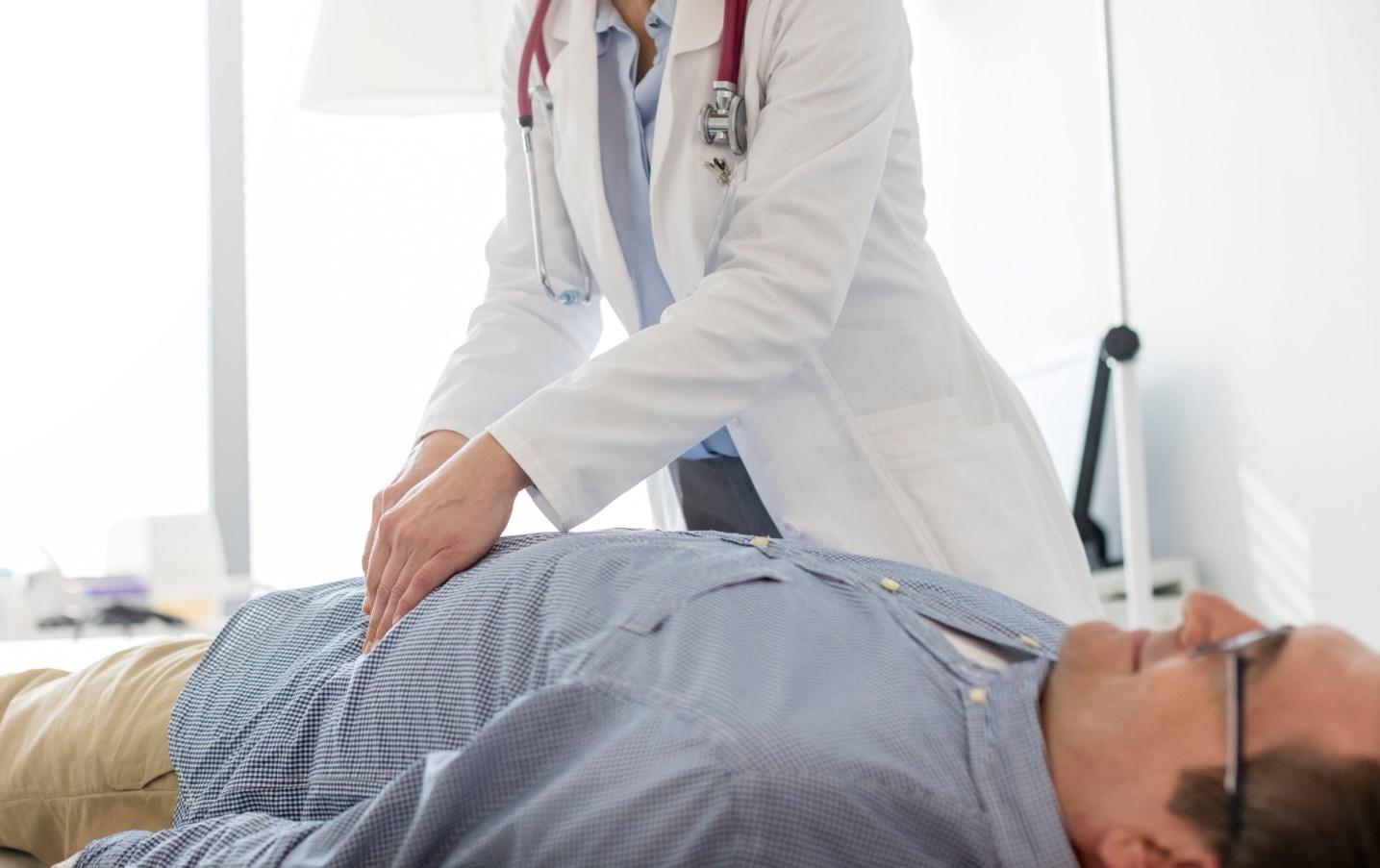 Эзофагит осмотр врача