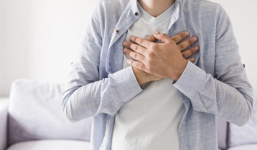 Болит сердце при глубоком вдохе