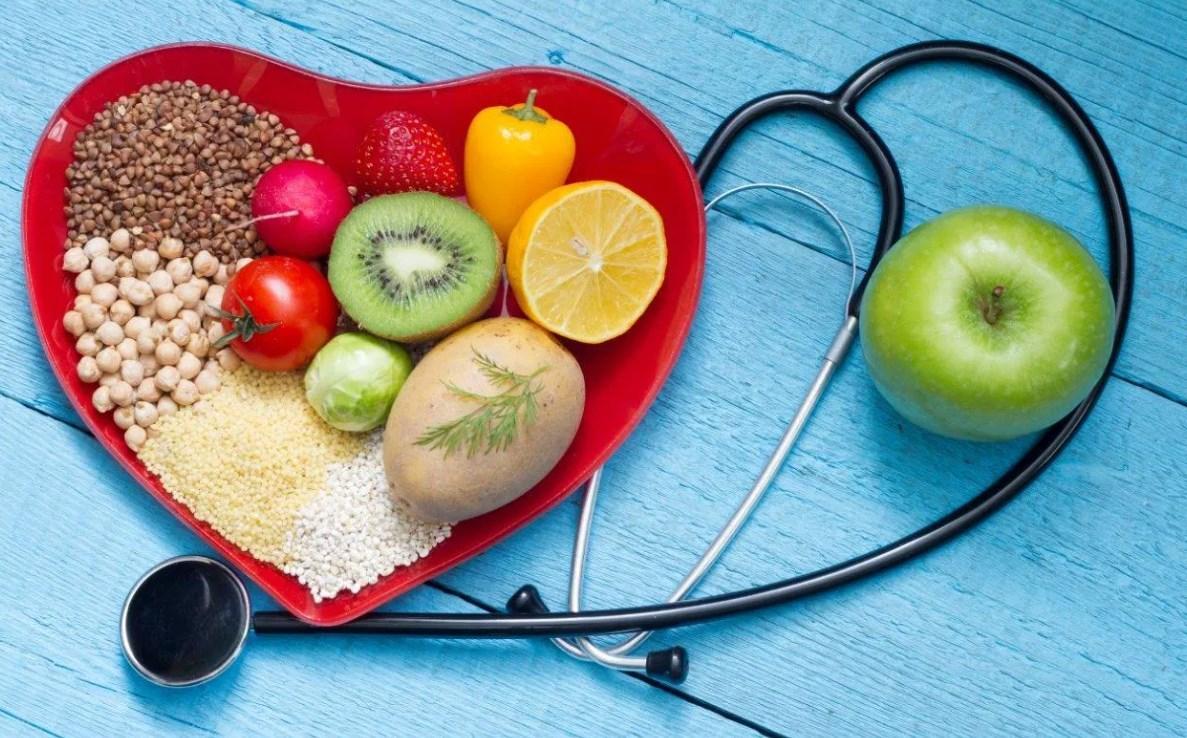 Питание высокий холестерин