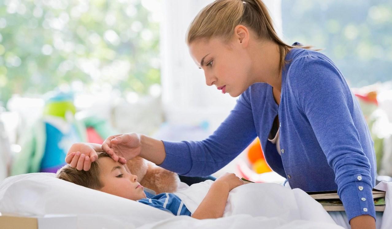 Температура и рвота у ребенка