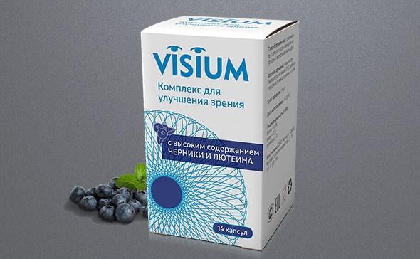 Визиум комплекс для зрения