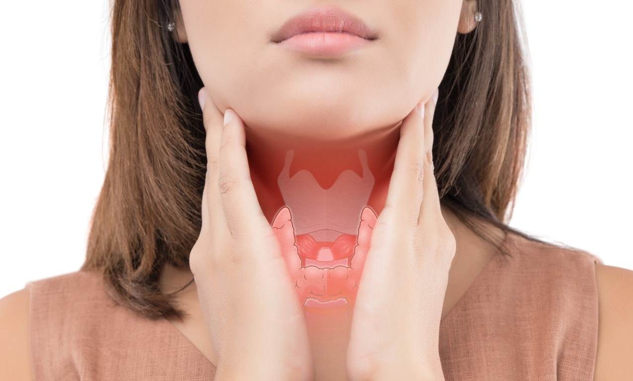Фиброз щитовидной железы