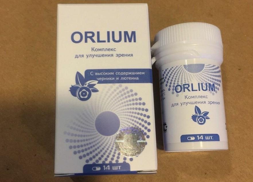 Орлиум препарат
