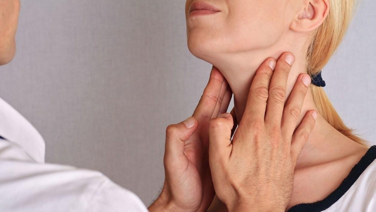 Осмотр эндокринолога щитовидка
