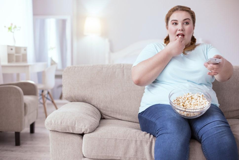 Гиподинамия и ожирение