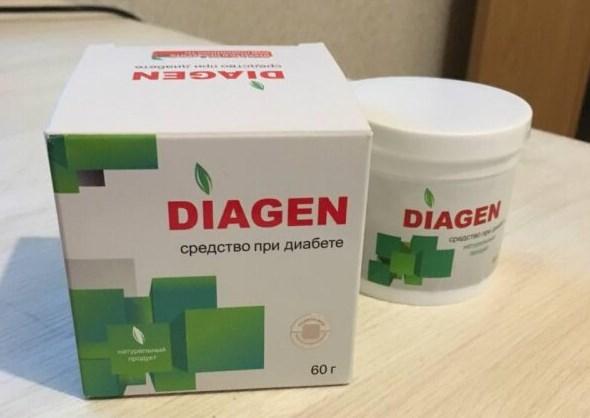 Диаген лекарство