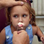 Сухие корки в носу у ребенка – причины, что делать