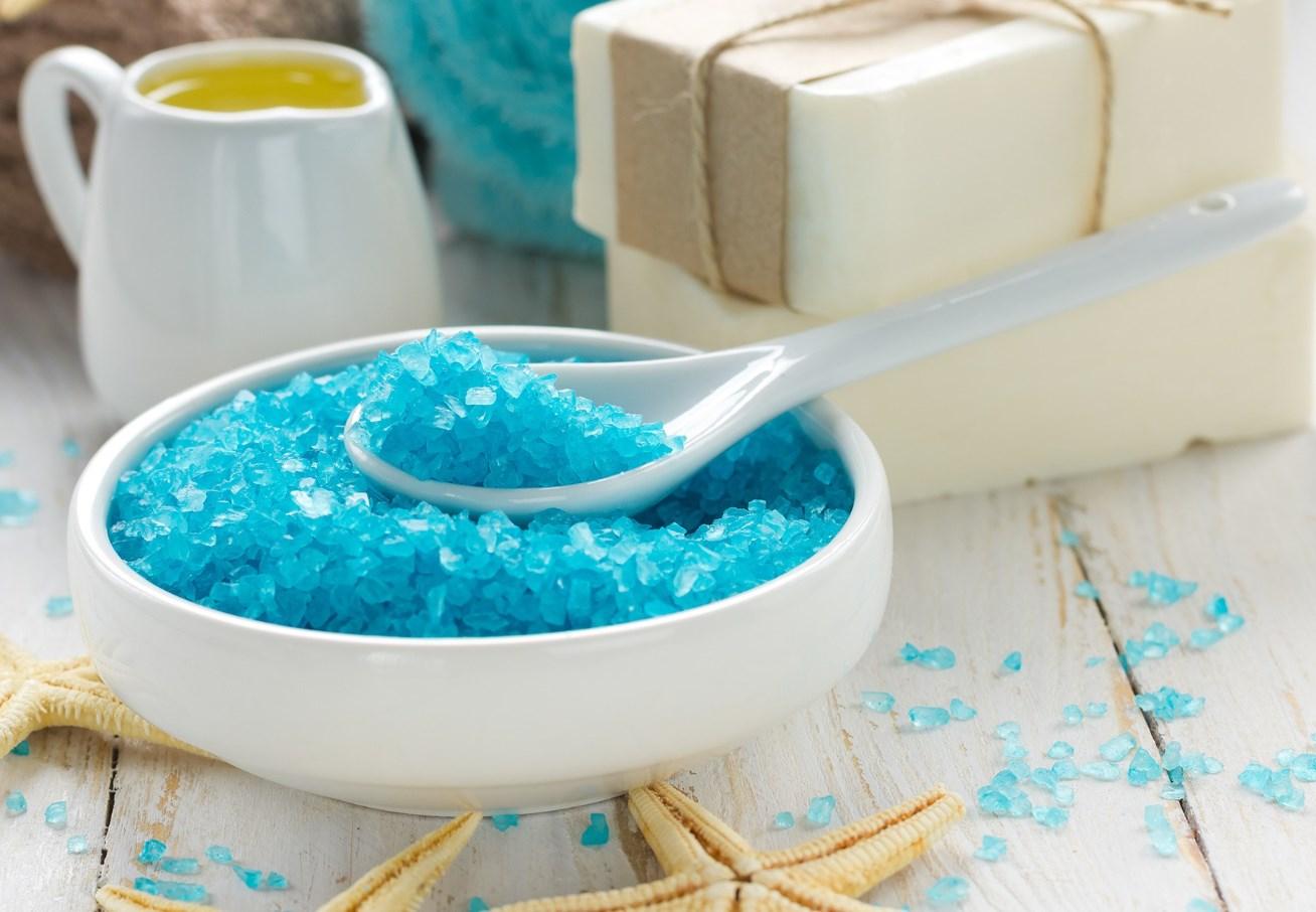 Морская соль гайморит