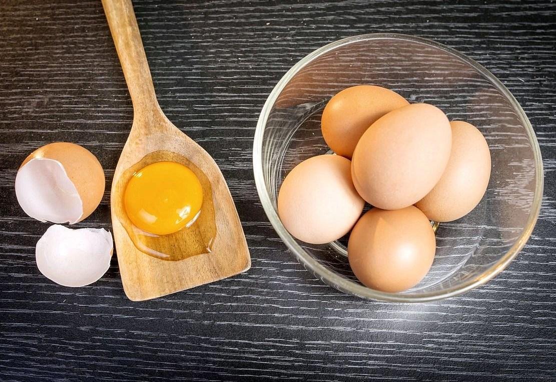 Сырое яйцо польза
