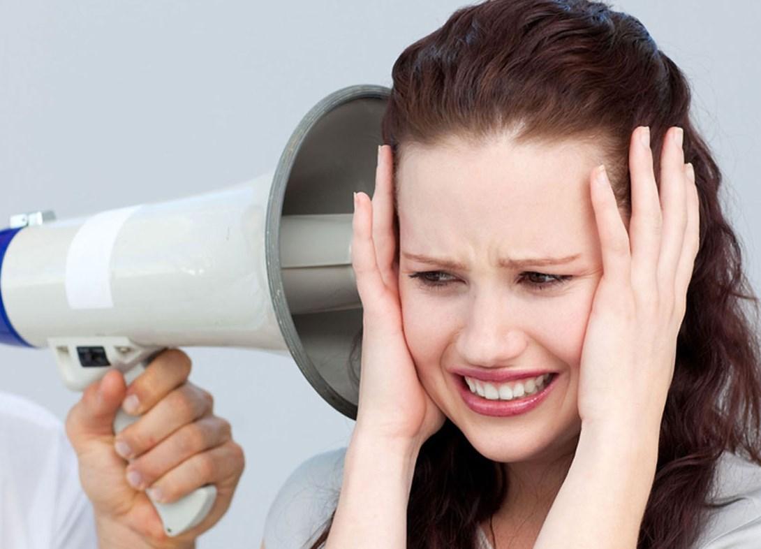Акустическая травма уха