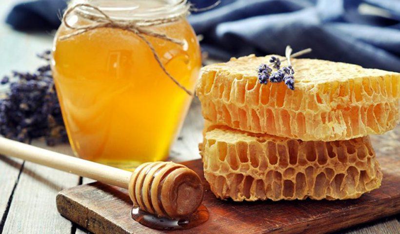 Медовые соты польза