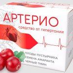 Артерио – эффективный препарат для чистки сосудов