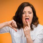 Почему во рту появляется металлический привкус