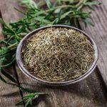 Розмарин – лечебные свойства и применение
