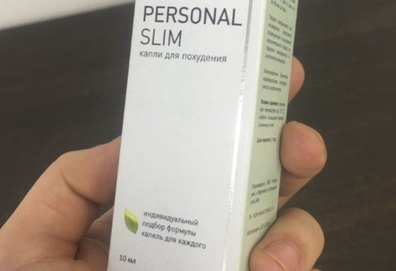 Personal Slim препарат