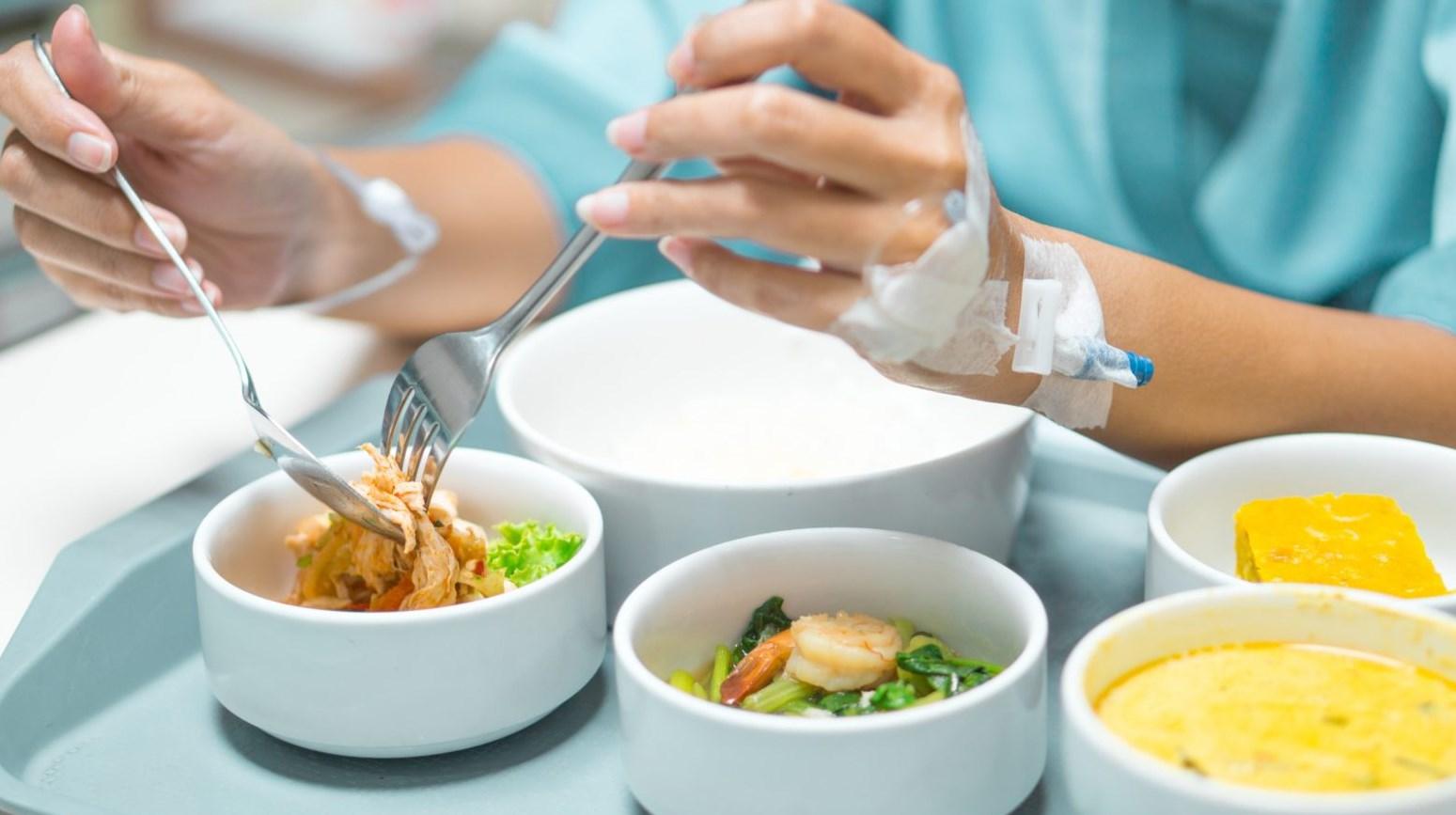 Питание операция желудок