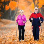 Скандинавская ходьба: правильный инвентарь и техника упражнений