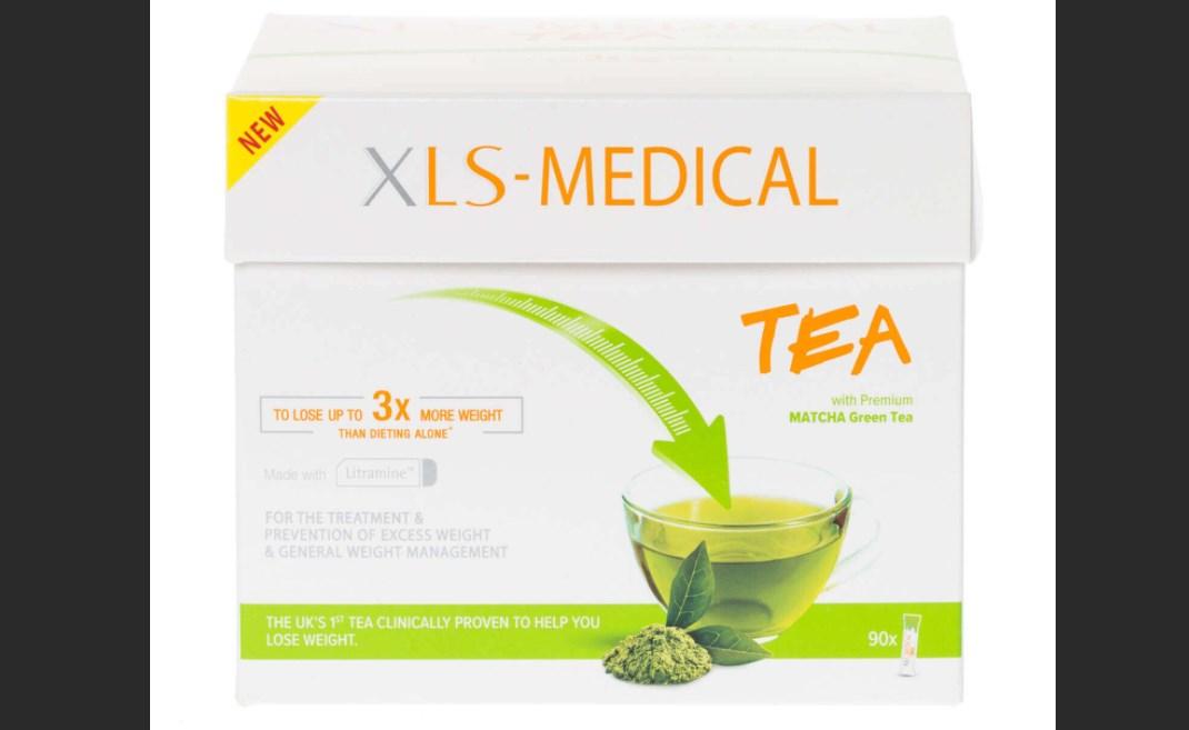XLS чай