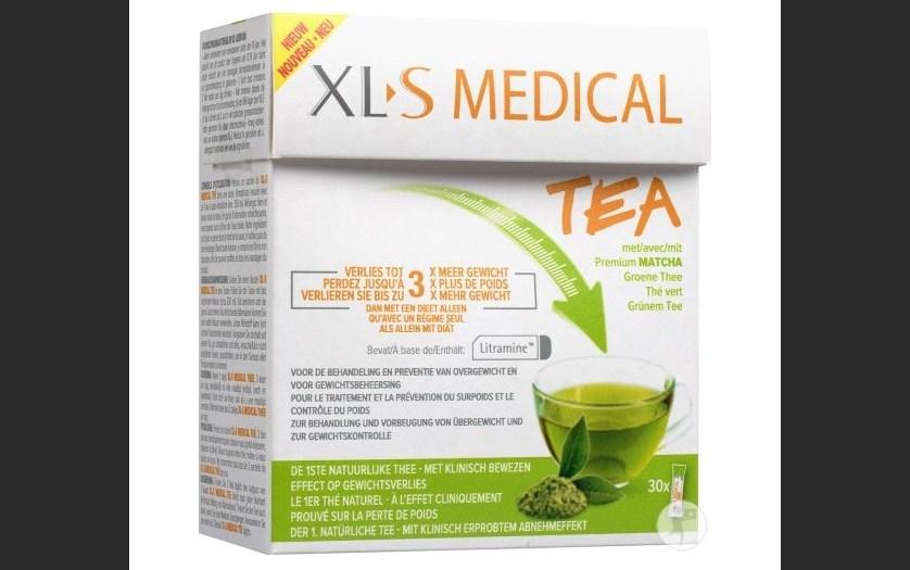 Чай похудение XLS