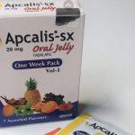 Апкалис SX Oral Jelly для мужчин - инструкция по применению