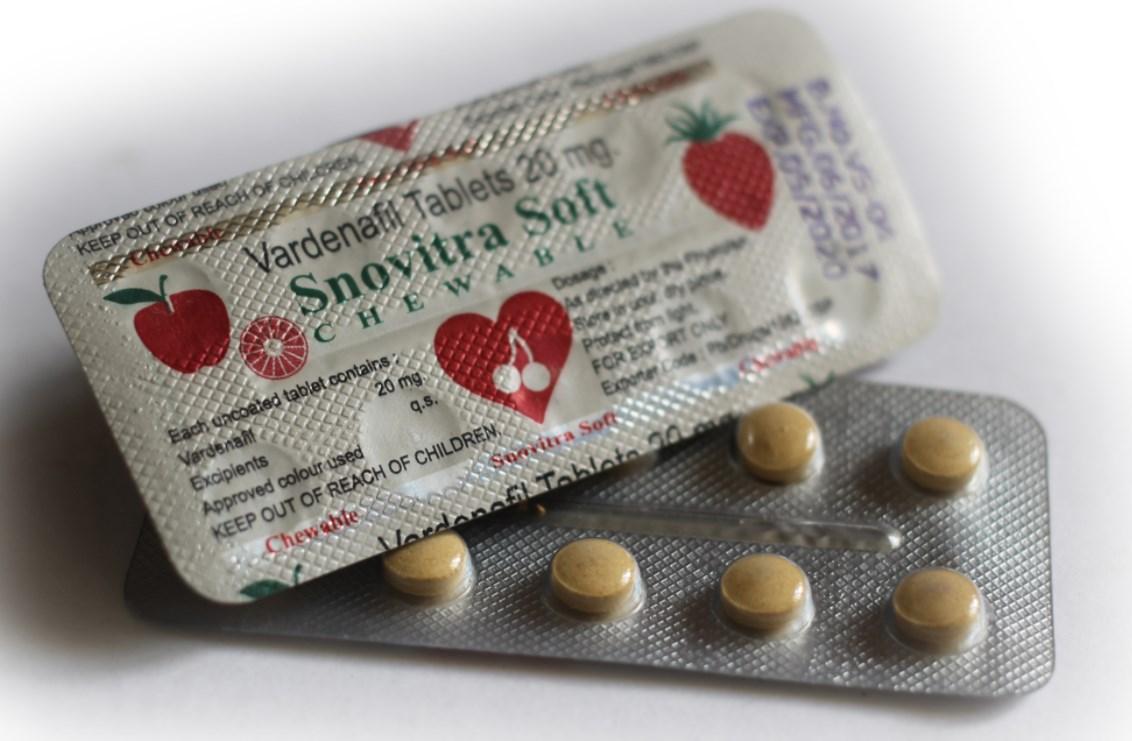Левитра таблетки